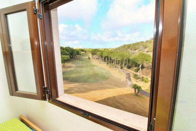 Golf views from all bedrooms